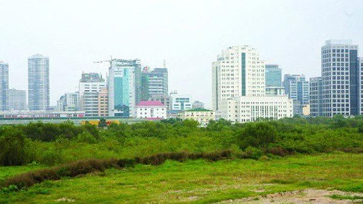 Hà Nội công khai danh sách 22 đơn vị bị thu hồi đất