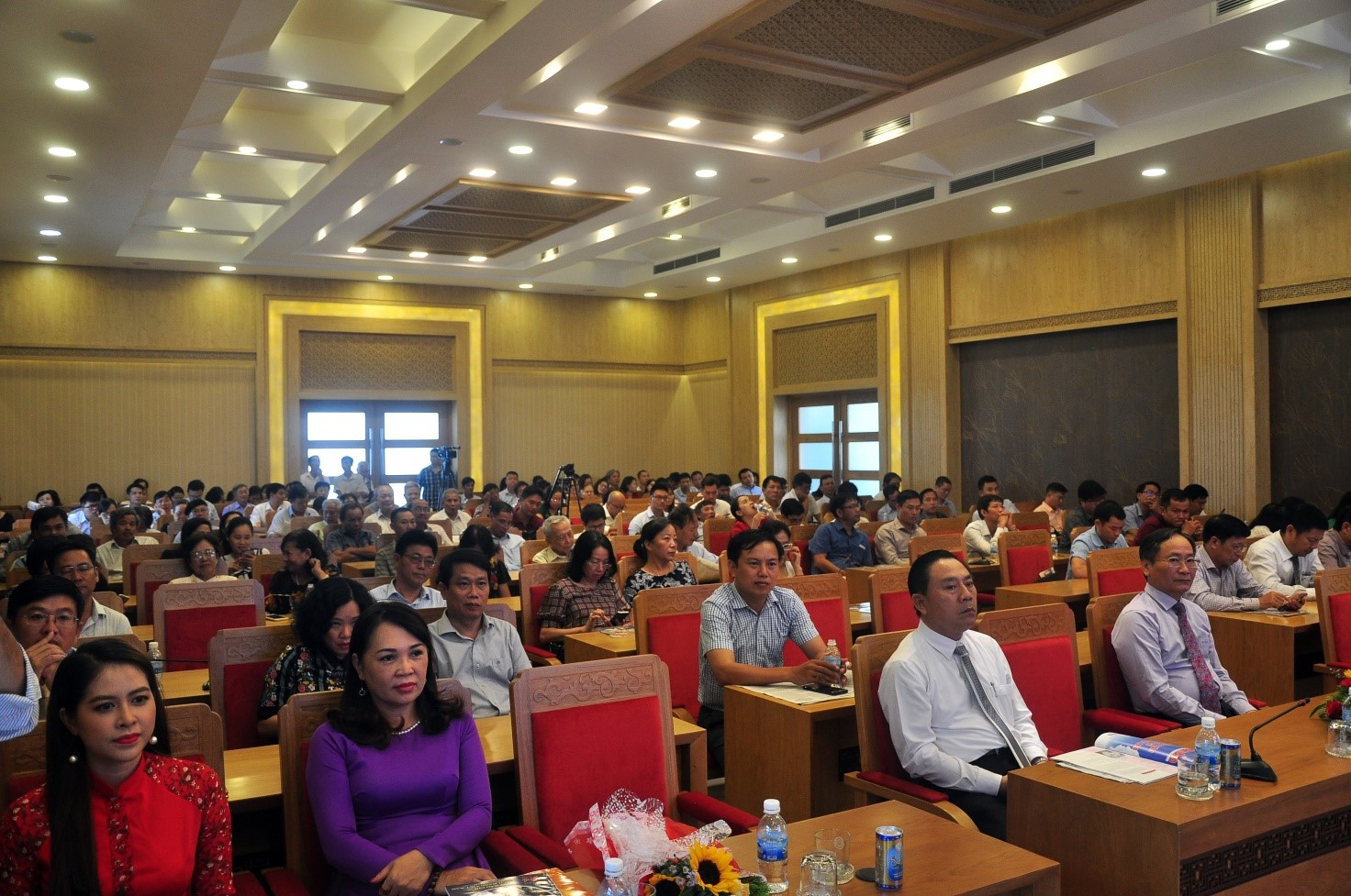 Toàn cảnh Lễ kỷ niệm ngày Báo chí cách mạng Việt Nam 21 tháng 6
