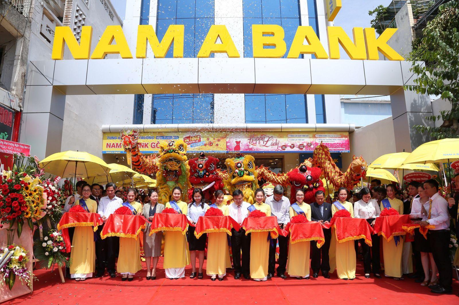 Nam A Bank Tân Biên và Nam A Bank Gò Dầu chính thức đưa vào hoạt động sẽ tiếp tục cung cấp các giải pháp tài chính tối ưu cho khách hàng địa phương và khu vực lân cận.