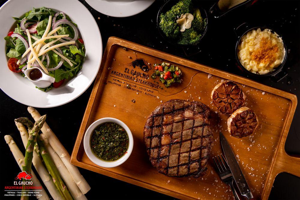 El Gaucho tự hào là thương hiệu nhà hàng steakhouse cao cấp được khai sinh và phát triển tại Việt Nam