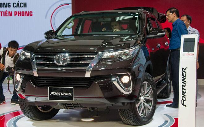 Đại lý có động thái ưu đãi nhằm tăng sức cạnh tranh cho chiếc SUV Fortuner.