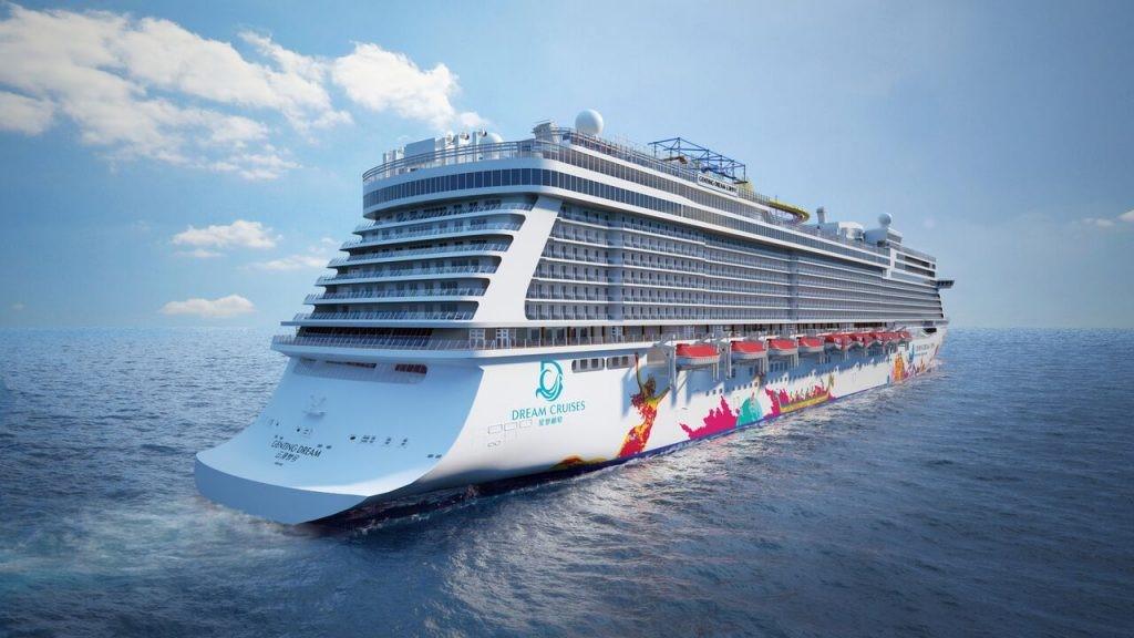 Du thuyền Genting Dream ghi dấu câu chuyện tình lãng mạn giữa phi hành gia và nàng tiên cá.