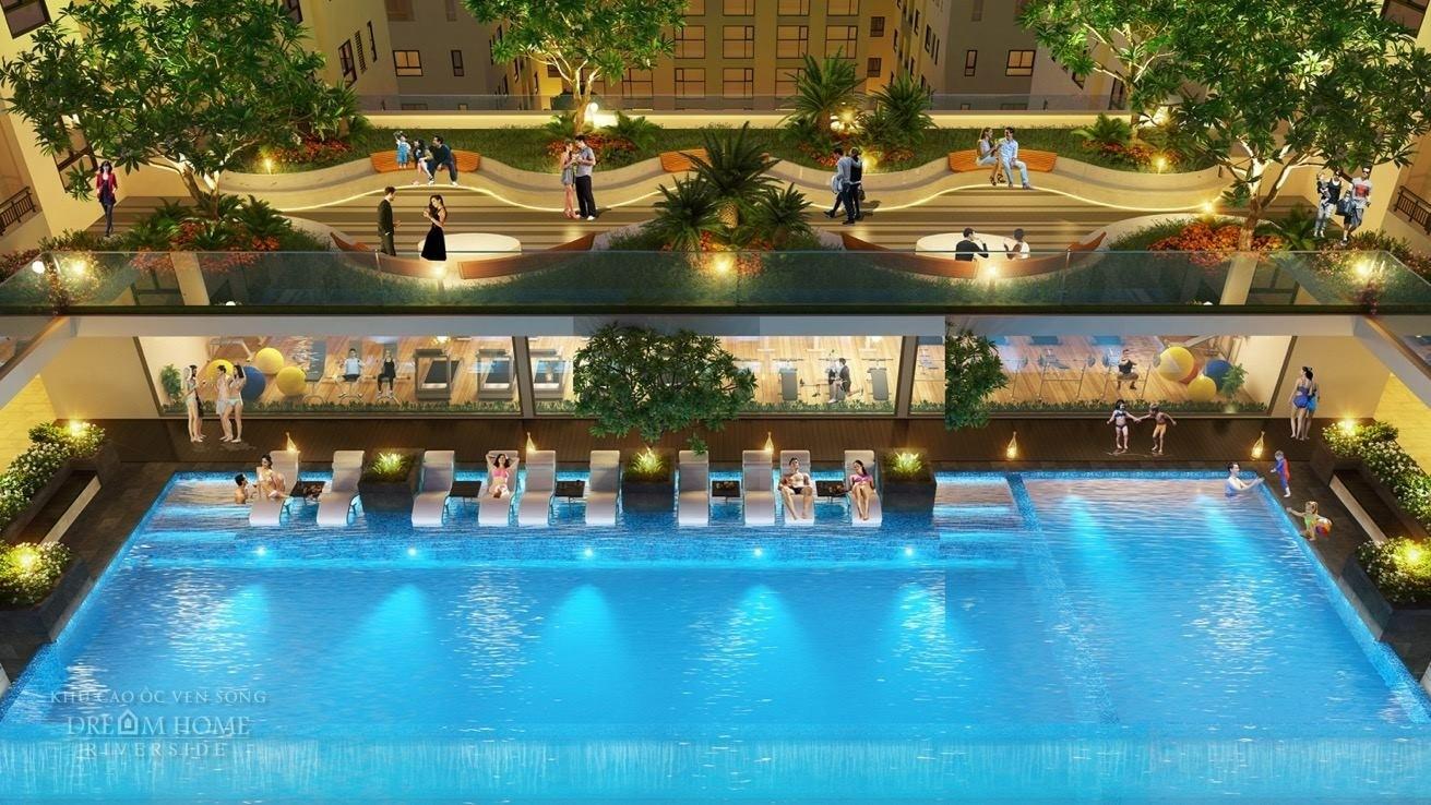 Dream Home Riverside mang đến cho cư dân nhiều tiện ích