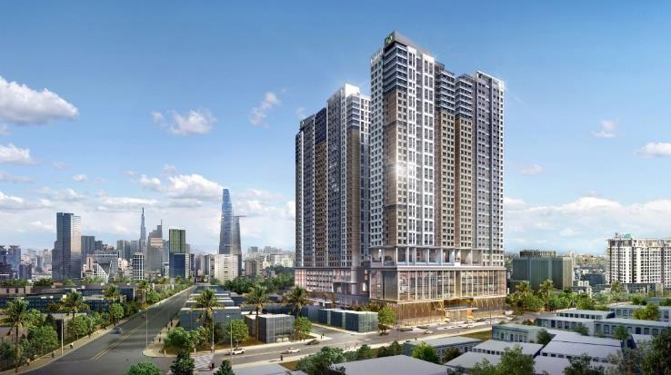 Tổ hợp căn hộ hạng sang The Grand Manhattan (Q.1)