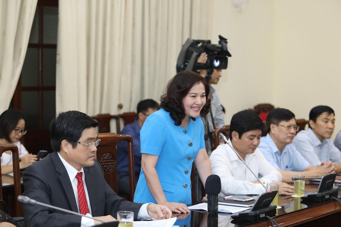 Thứ trưởng Bộ Lao động-Thương binh và Xã hội Nguyễn Thị Hà cho rằng đây là cơ hội để hai bên có thể chia sẻ kinh nghiệm, các điển hình tốt ở các quốc gia nhằm xây dựng các Quy chuẩn kỹ thuật an toàn để nâng cao hiệu quả cho việc bảo vệ sức khỏe người lao động và đảm bảo an toàn lao động