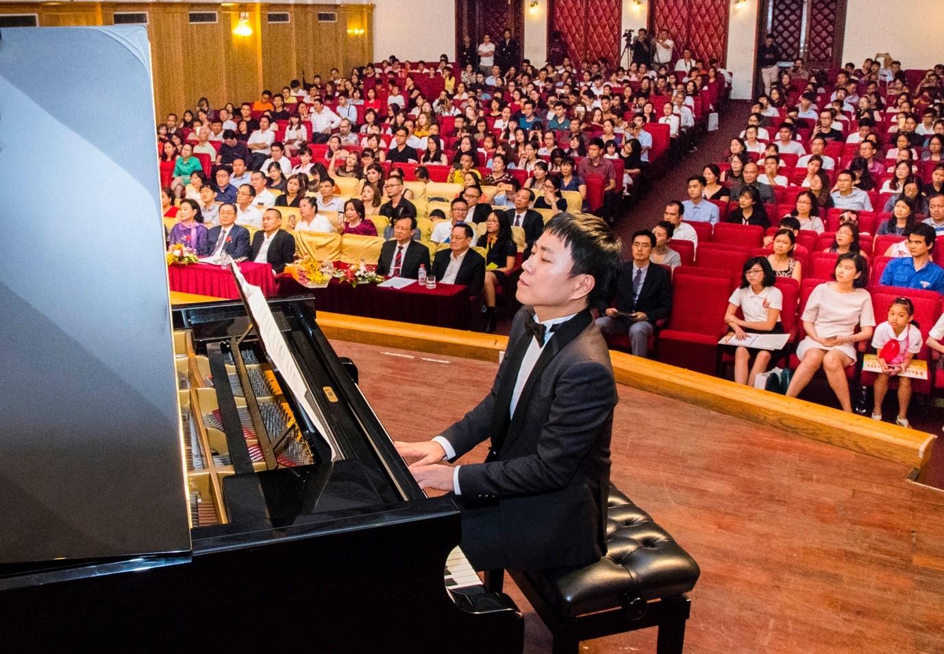 Cần tạo thêm sân chơi để âm nhạc hàn lâm phát triển tại Việt Nam