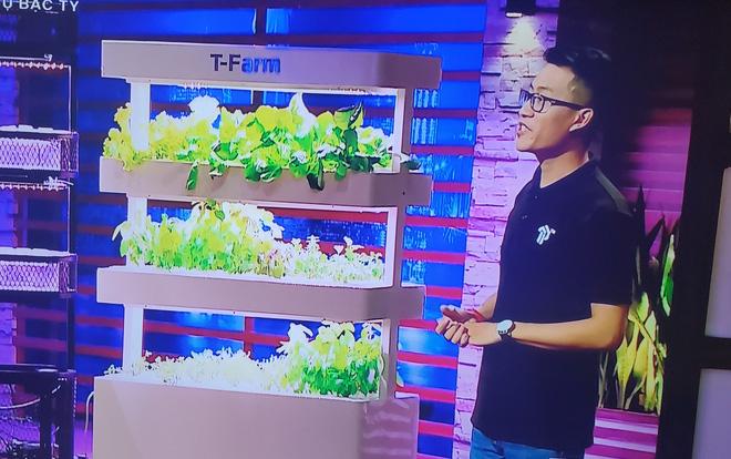 Phạm Anh Tuấn, người sáng lập công ty Treant Protector Việt Nam gọi vốn tại Shark Tank - Thương vụ bạc tỷ mùa 3.