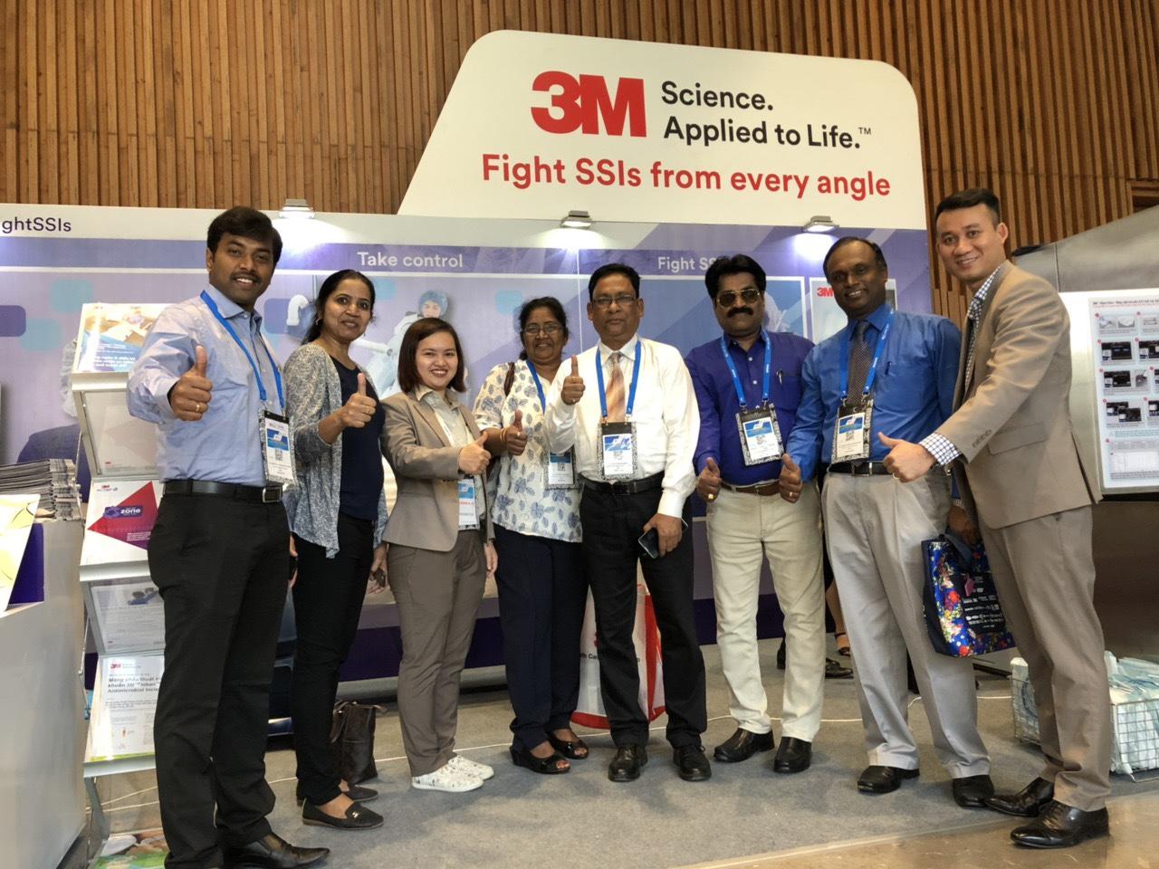 3M đồng hành cùng các chuyên gia y tế trong khu vực tại Hội nghị thường niên về Kiểm soát nhiễm khuẩn lần thứ 9 (APSIC)