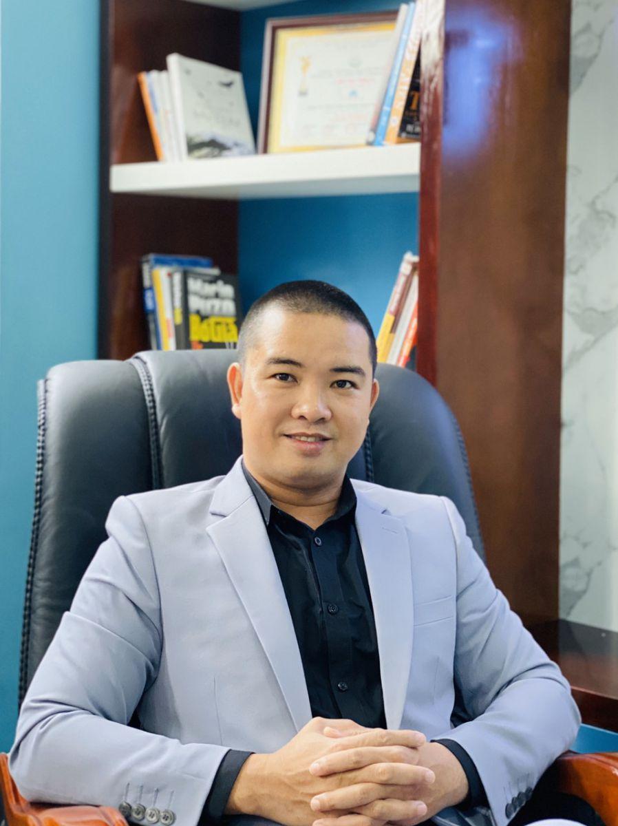 Anh Lê Sỹ Đại – Chủ tịch HĐQT của Real Land Việt Nam.