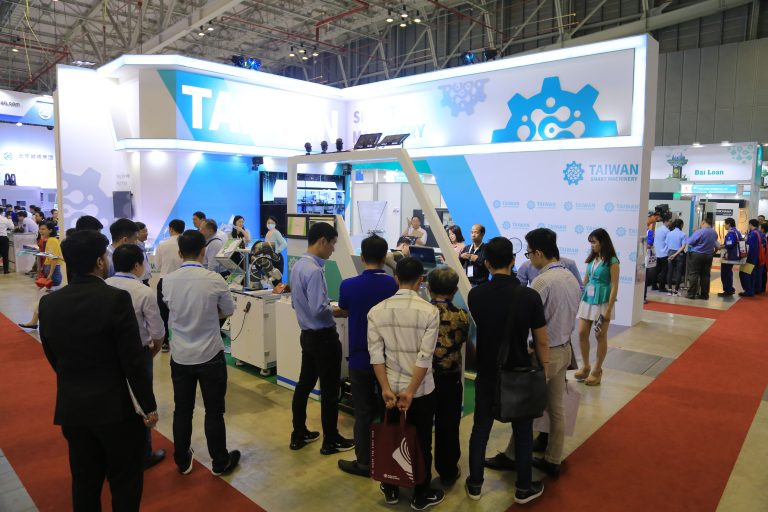 Triển lãm MTA 2019 thu hút sự tham gia của nhiều nhà sản xuất máy công cụ lớn đến từ Đài Loan