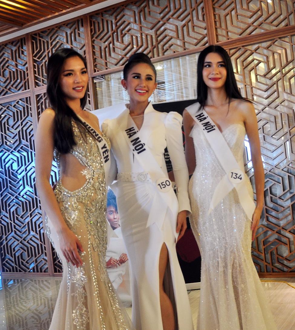 Hoa hậu Hoàn vũ Việt Nam 2019 chuẩn bị bước vào hai đêm thi quan trọng - bán kết (3/12) và chung kết (7/12. Nhan sắc cũng như phong cách của 45 cô gái có nhiều thay đổi so với những ngày đầu. Họ tự tin hơn khi đứng trước ống kính. Cô gái lai Nguyễn Diana (SBD 150) được đánh giá là một trong những ứng viên nặng ký. Cô liên tục được các giám khảo khen ngợi suốt hành trình Tôi là Hoa hậu Hoàn vũ Việt Nam và hai lần chiến thắng thử thách.