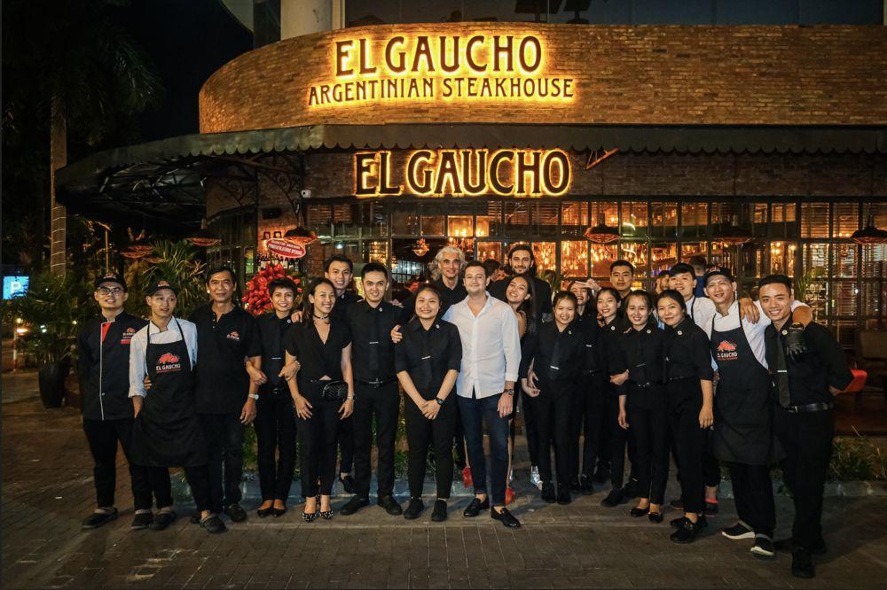 Hơn cả một doanh nghiệp, El Gaucho đã xây dựng một đại gia đình mới ở Việt Nam