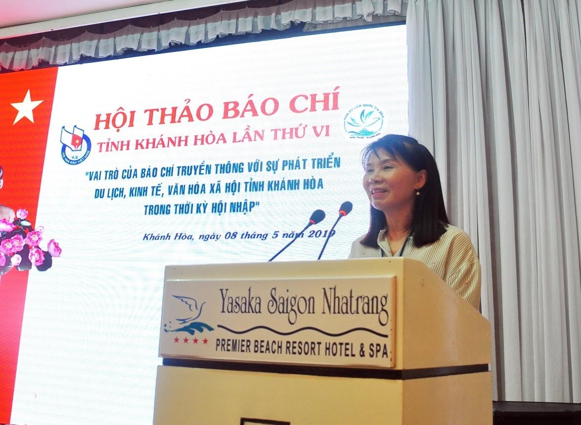 Phó Tổng Giám đốc YASAKA SÀI GÒN NHA TRANG chia sẻ  kinh nghiệm làm du lịch ở Việt Nam và các nước