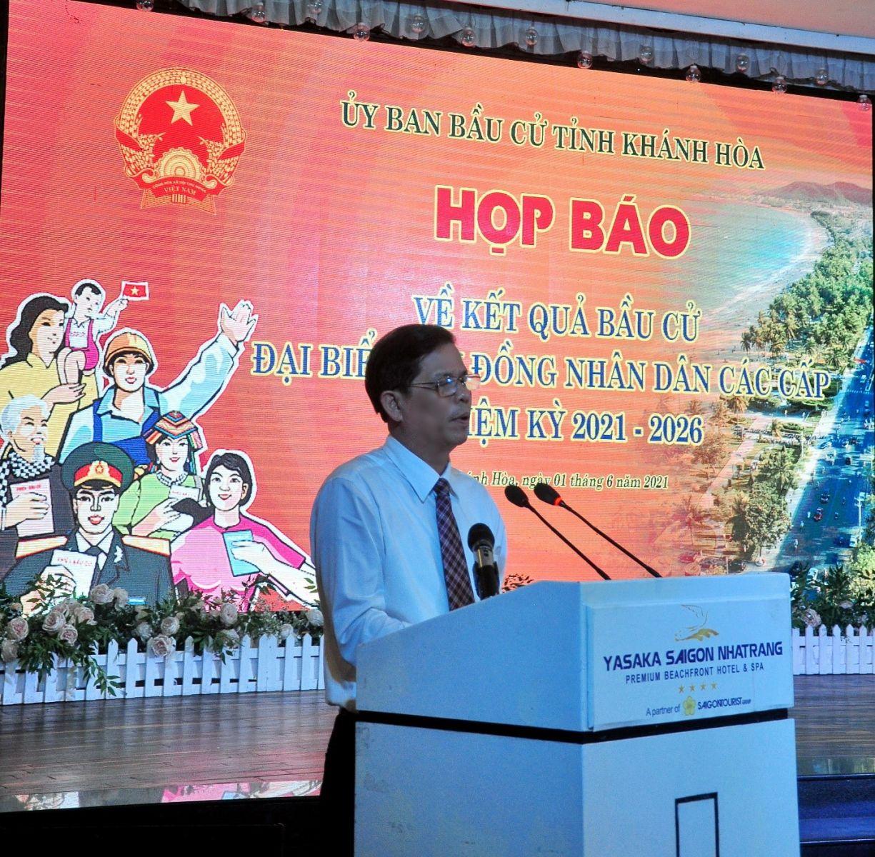Ông Nguyễn Tấn Tuân – Phó Bí thư Tỉnh ủy, Chủ tịch UBND tỉnh