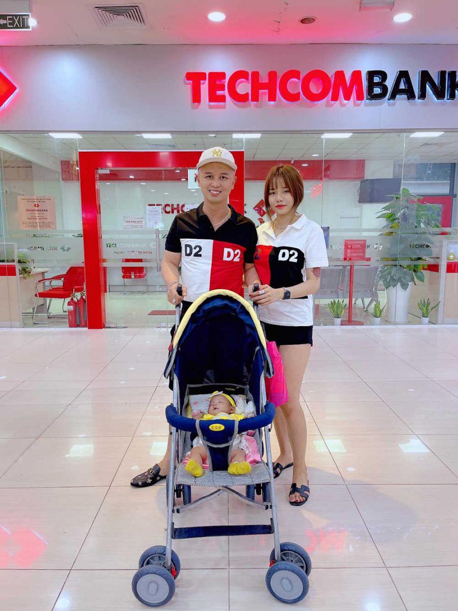 CEO Đỗ Thành Phú và khoảnh khắc đáng yêu bên gia đình