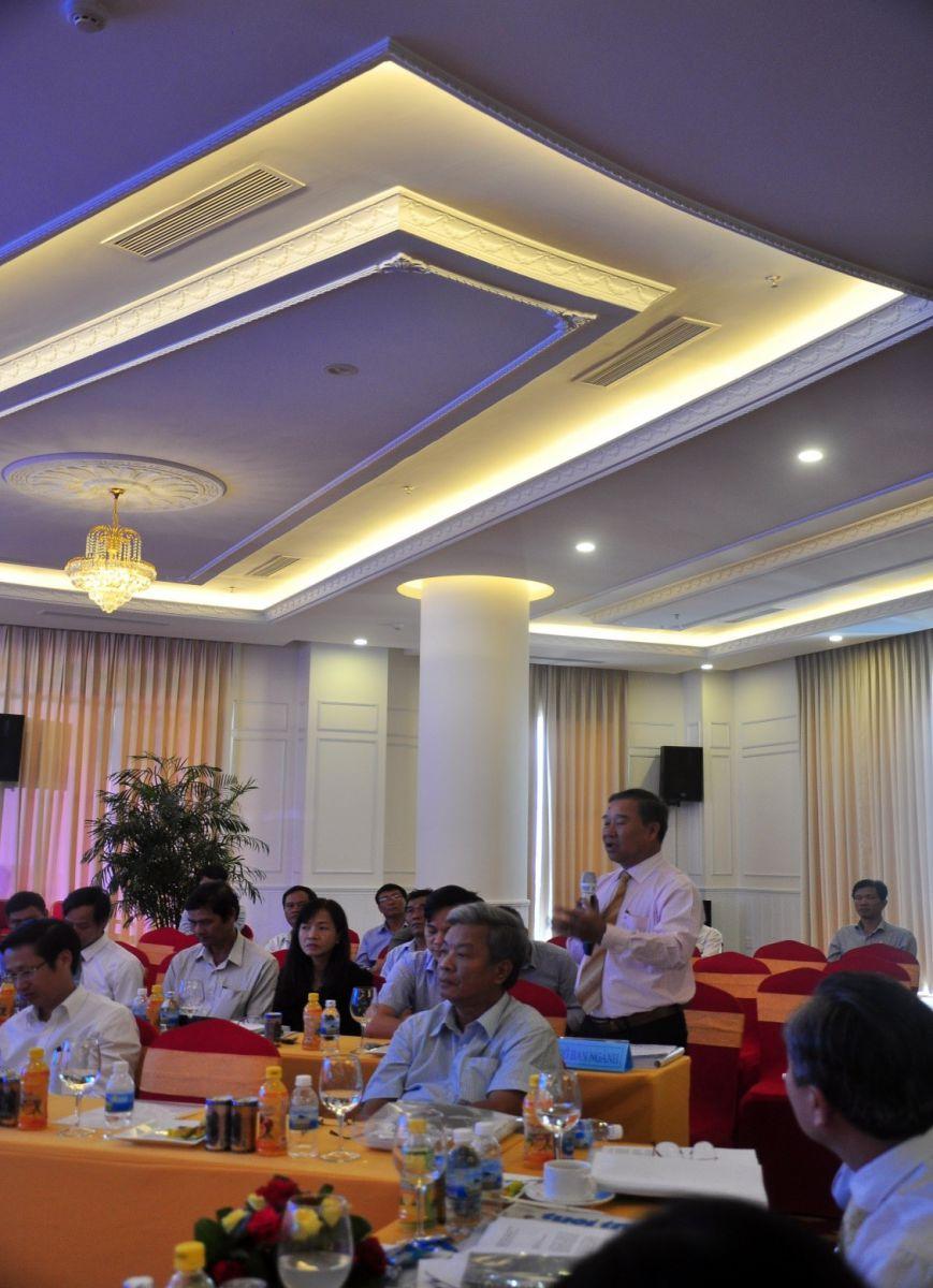 Đại biểu tỉnh Kiên Giang phát biểu về thực trạng nghề nuôi yến tại địa phương