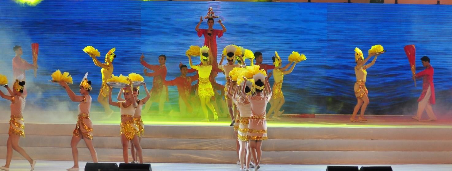 Nghệ thuật múa Chăm PoNaga