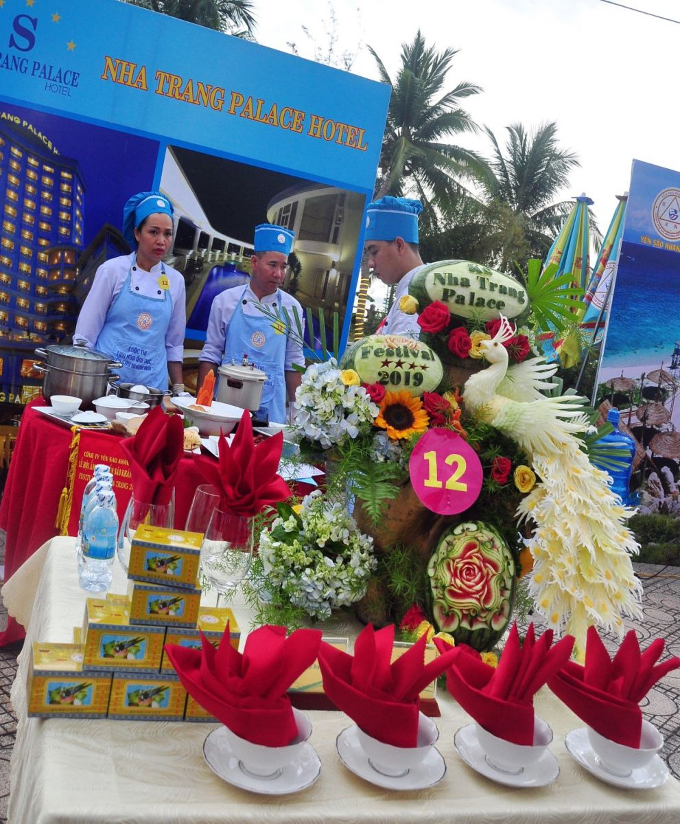 Đội Nha Trang PALACE dự thi