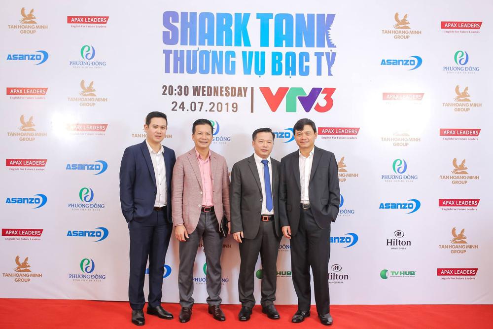 Chủ tịch Tập đoàn điện tử ASANZO sẽ là nhân tố mới trong hàng ghế nhà Đầu tư Shark Tank mùa năm nay