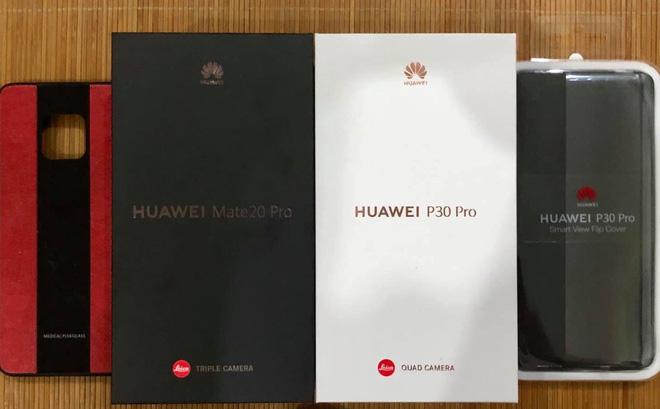 """Điện thoại Huawei rao bán lại bị xuống giá sau thông tin Google """"cắt đứt"""" với Huawei."""