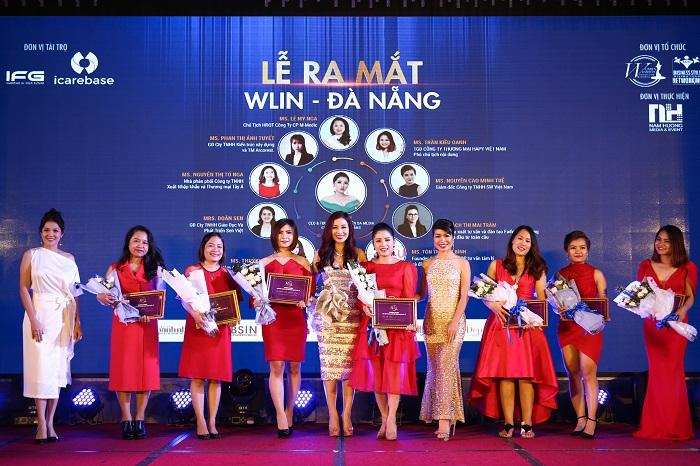 Những Nữ lãnh đạo tài năng và xinh đẹp của WLIN Đà Nẵng