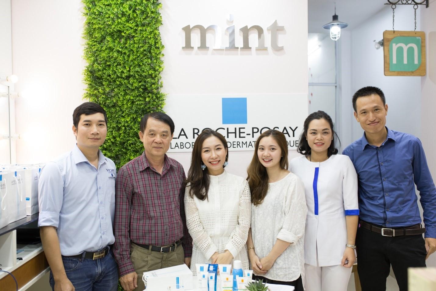 Chương trình soi da với bác sĩ da liễu cùng La Roche-Posay Việt Nam
