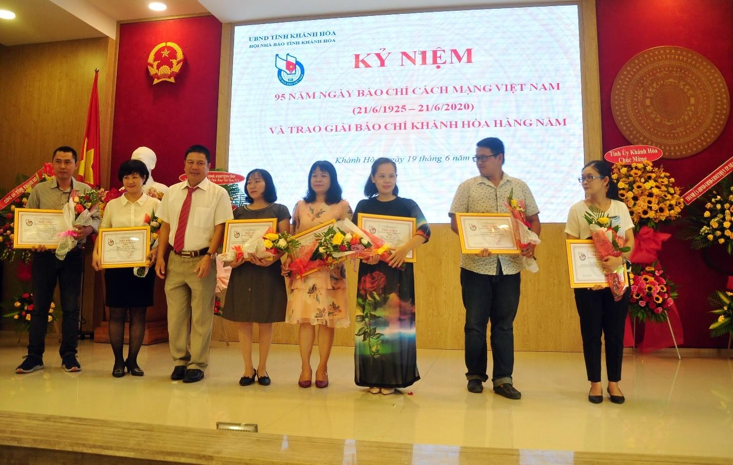 Khen thưởng Hội viên tiêu biểu năm 2020