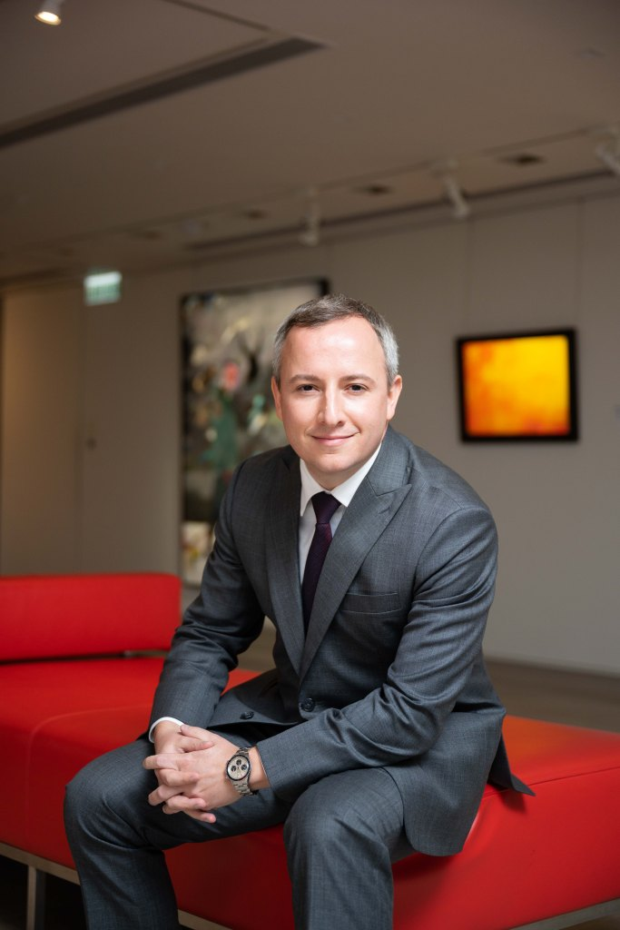Alexandre Bigler, Phó chủ tịch Christie's Châu Á Thái Bình Dương và Trưởng bộ phậnĐồng hồ.