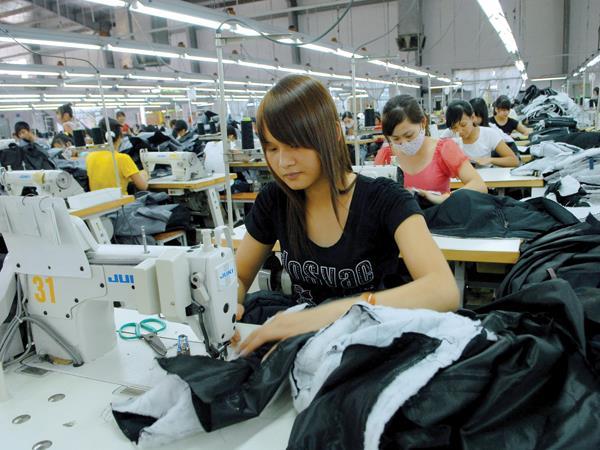 Nhiều nhà đầu tư nước ngoài nhắm đến Việt Nam nhằm đón đầu cơ hội từ TPP. Ảnh:Chí Cường