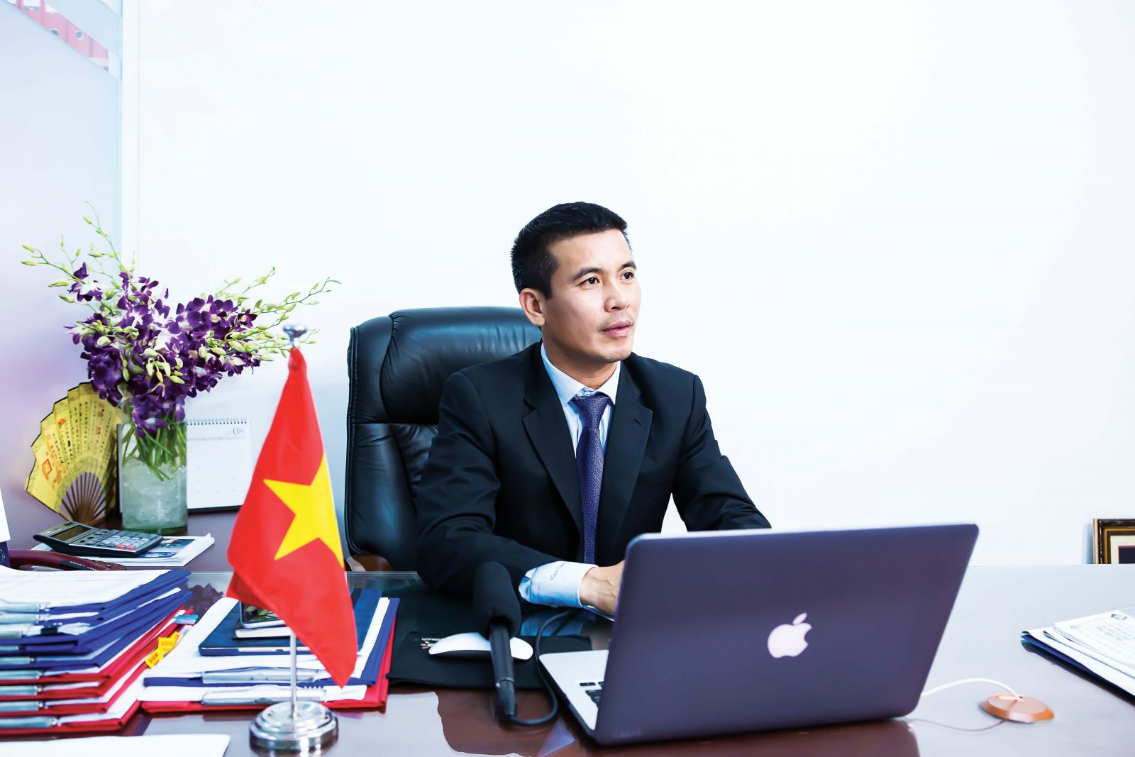 Mr. Nguyen Van Hung - General Director Seyoung Hoa Hiep Joint Venture