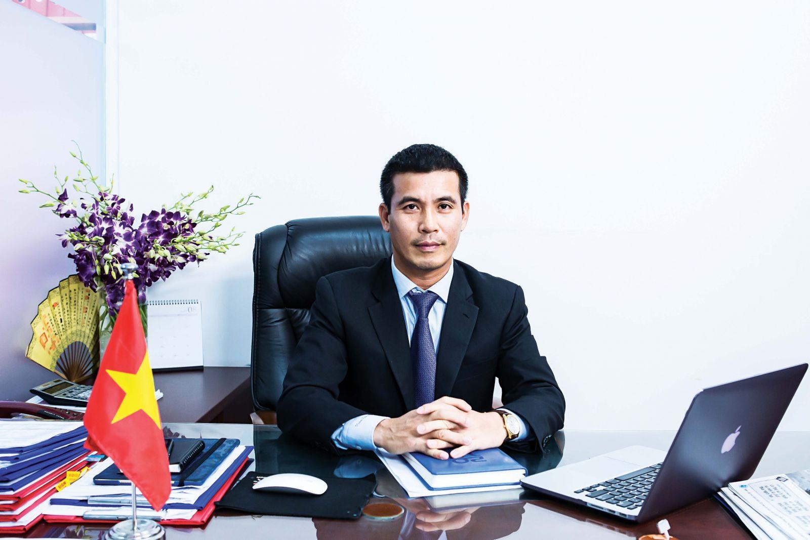 Ông Nguyễn Văn Hùng - Tổng Giám đốc Liên doanh Seyoung Hòa Hiệp.