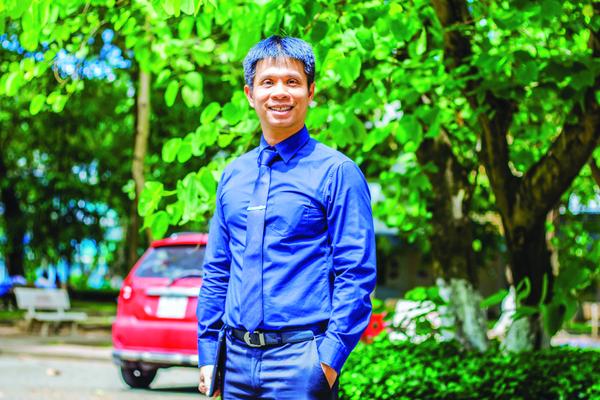TS Vũ Thế Dũng - Phó hiệu trưởng trường ĐHBK TP.HCM