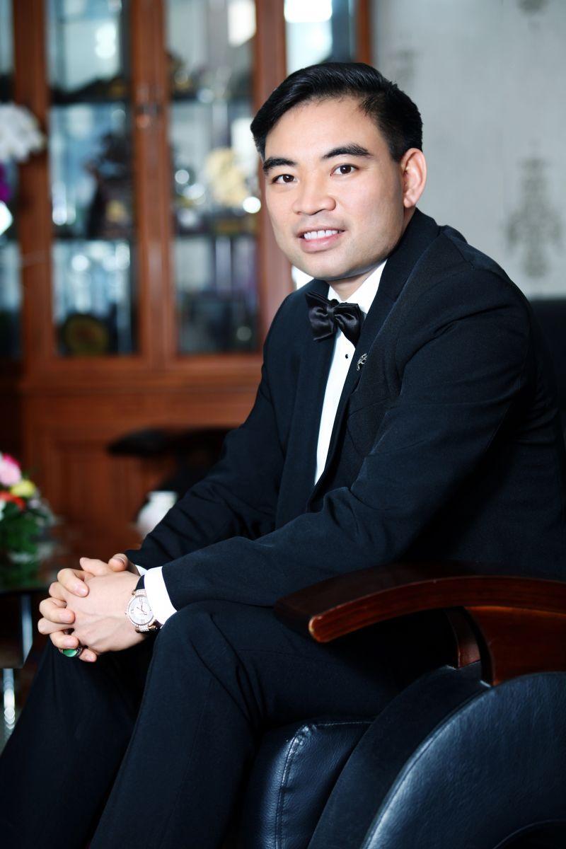 CEO Trần Văn Mười - Chủ tịch HĐQT kiêm TGĐ Tập đoàn Phân bón Năm Sao