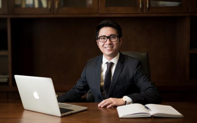 Ông Nguyễn Thanh Tùng, Tổng Giám đốc khách sạn Nhật Hạ 3 kiêm Giám đốc Điều hành kinh doanh cho toàn hệ thống Nhật Hạ Group