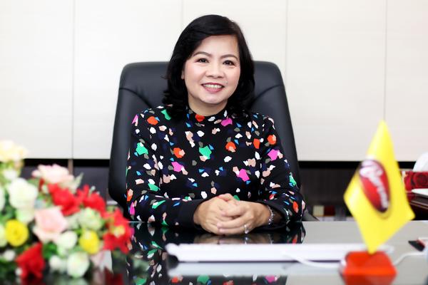 Bà Hoàng Thị Minh Hiếu - TGĐ Nam Phương Food
