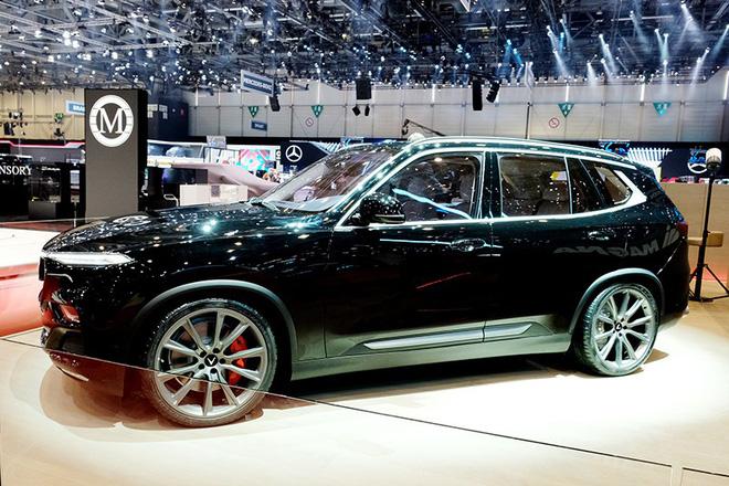 Đây có thể là chiếc xe sẽ gắn bó với ông Vượng từ năm 2020.