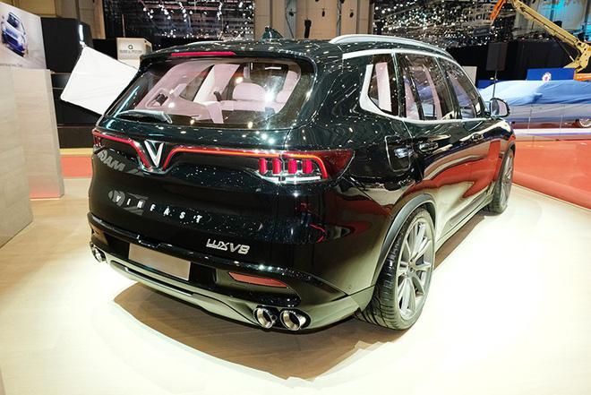 Đây là chiếc xe tiếp theo nằm trong bộ sưu tập cá nhân của ông Phạm Nhật Vượng, nên giá xe và hiệu năng là hai điểm được chú ý bậc nhất.