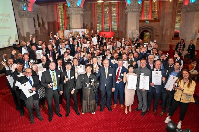 SABECO là một trong những thương hiệu bia xuất sắc khắp thế giới vinh dự nhận giải thưởng Bia & Cider Quốc tế - International Brewing Awards & International Cider Awards (IBA) năm 2019