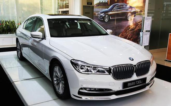BMW tiếp tục tung ưu đãi đối với các dòng xe mới.