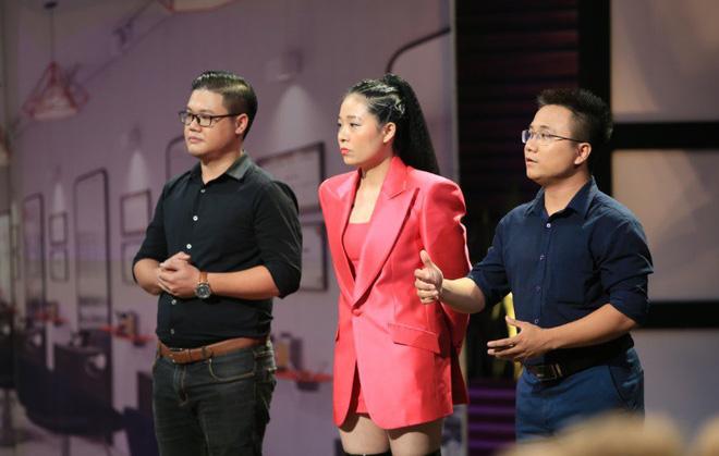 Ba nhà sáng lập Co-salon gọi vốn 10 tỷ đồng tại Shark Tank Việt Nam tập 14.