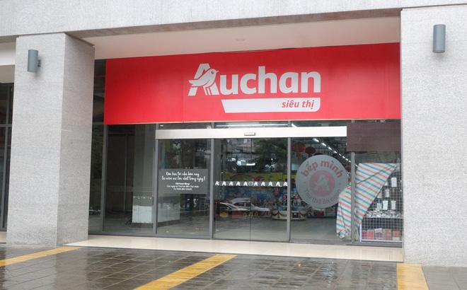 Nhà bán lẻ châu Âu cuối cùng - Auchan đã chính thức rời thị trường Việt Nam.