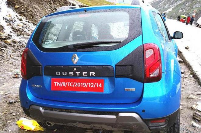 Thương hiệu ô tô Pháp - Renault vừa mới ra mắt thị trường Ấn Độ mẫu ô tô mang tên Renault Duster 2019.
