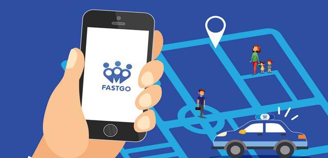 """FastGo liên tục tung chương trình giá rẻ như một động thái """"châm ngòi"""" trong cuộc chiến về giá giữa các ứng dụng gọi xe công nghệ."""