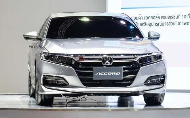 Honda Accord tại thị trường Thái Lan.