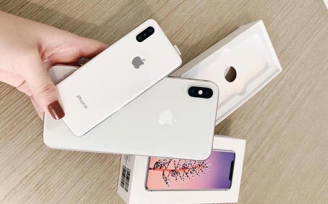 iPhone mini có thiết kế vỏ khá giống sản phẩm chính hãng.