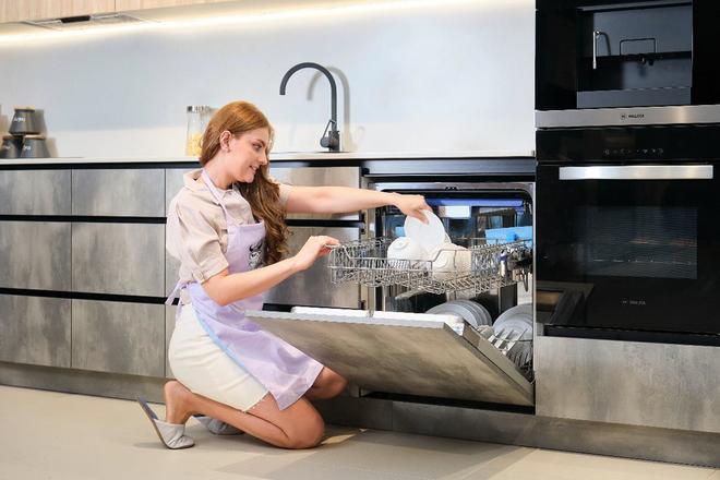 Malloca là thiết bị nhà bếp được tin dùng với những sản phẩm tinh tế mang phong cách châu Âu