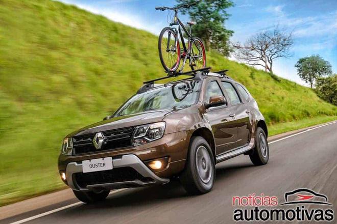 Renault Duster 2019 là bản nâng cấp và tinh chỉnh một vài chi tiết để chiếc xe bắt mắt và hiện đại hơn.