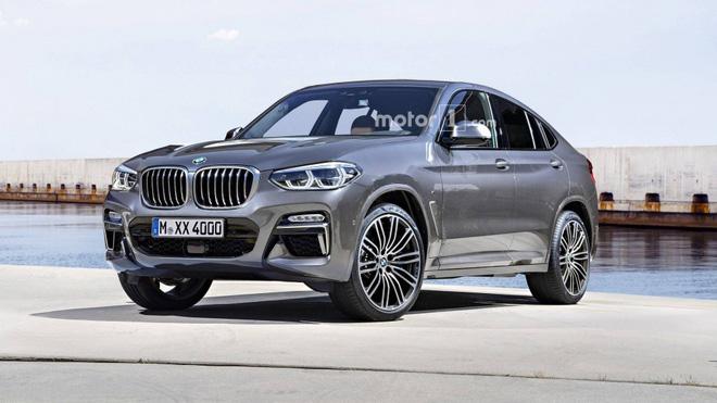 THACO cũng đã xác nhận sẽ nhanh chóng đưa BMW X4 2019 về Việt Nam. (Ảnh: Motor1)