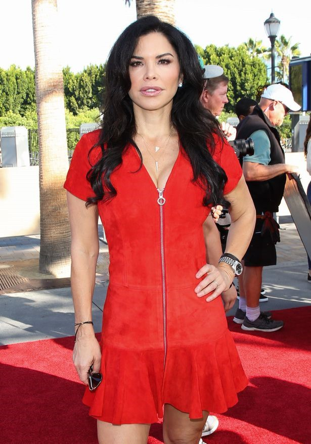 Lauren Sanchez. Ảnh: Getty Images