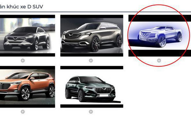Mẫu bán tải xuất hiện trong bảng bình chọn cho phân khúc SUV hạng D.